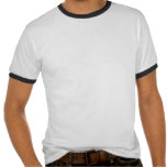 Jahr des Drache-Papier-Schnitt-T - Shirt