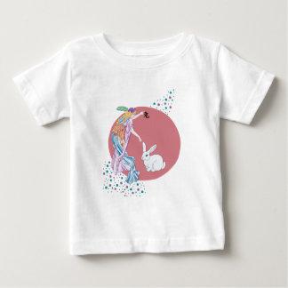Jahr des Kaninchens Baby T-shirt