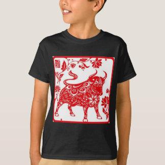 Jahr des OCHSEN T-Shirt