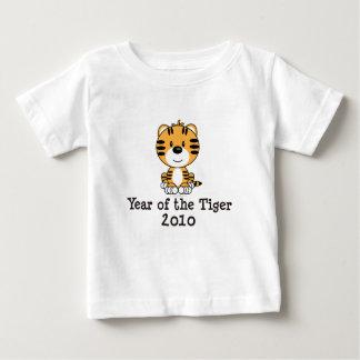 Jahr des Tiger-Baby-T-Shirts Baby T-shirt