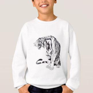 Jahr des Tigers Sweatshirt