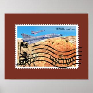 Jahrestag Jerusalem-Wiedervereinigung-50. Poster