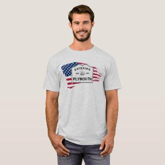 Jahrestag Plymouths MA 400. T-Shirt