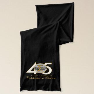 Jahrestags-offizieller Schal Sigma-Gamma-NU 45.