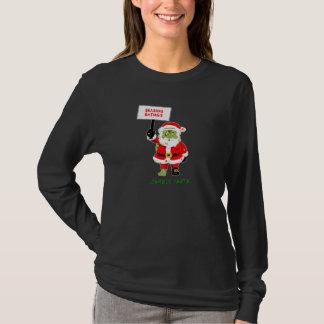 Jahreszeiten Eatings Zombie-WeihnachtsT - Shirt