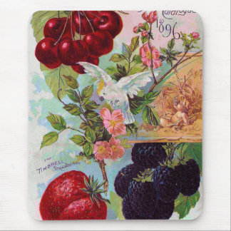 Jährlicher Frucht-Katalog 1896 Mousepads