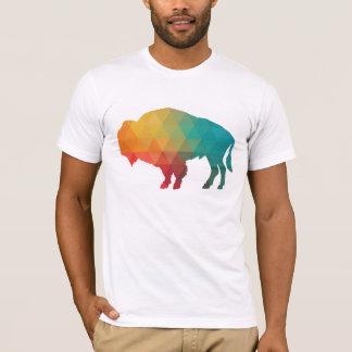 Jahrzehnt-Büffel-Shirt - Prisma T-Shirt