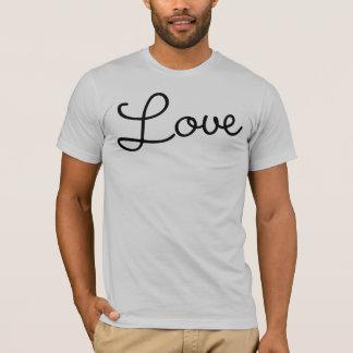 """Jahrzehnt-""""Liebe-"""" T - Shirt (Skript)"""