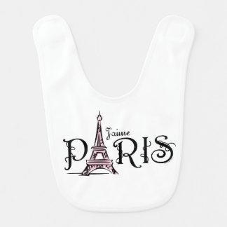 J'aime Paris Lätzchen
