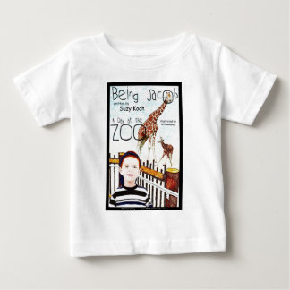 Jakob ein Tag am Zoo sein Baby T-shirt
