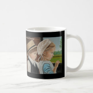 Jakob- und Hannah-Buggy-FahrTasse Kaffeetasse