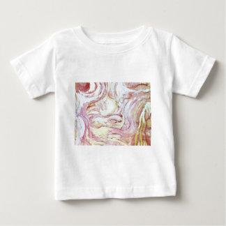 Jakob-Wrestling mit dem Engel (abstrakte Malerei) Baby T-shirt