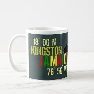 Jamaika 18° 00' N/76° 50' W Tasse