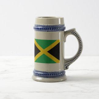 Jamaika Bierglas