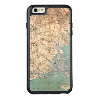 Jamaika-Bucht und Brooklyn OtterBox iPhone 6/6s Plus Hülle