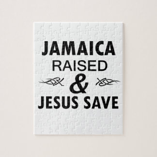 Jamaika-Entwürfe Puzzle