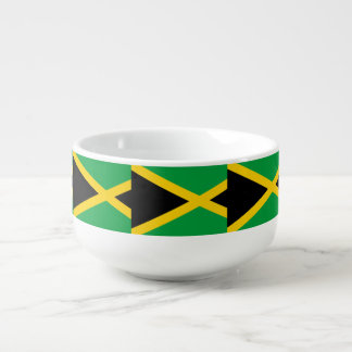 Jamaika-Flagge Große Suppentasse
