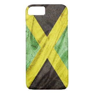 Jamaika-Flagge iPhone 8/7 Hülle