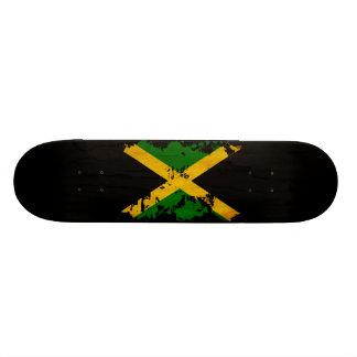 Jamaika-Flagge Personalisierte Skatedecks