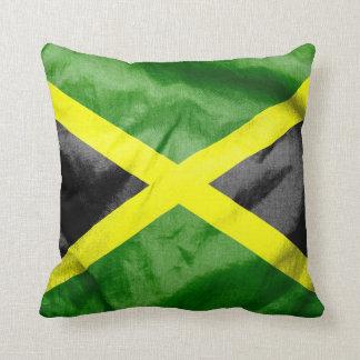 Jamaika-Flaggen-Wurfs-Kissen Kissen