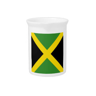 Jamaika-Flaggenprodukte Krug
