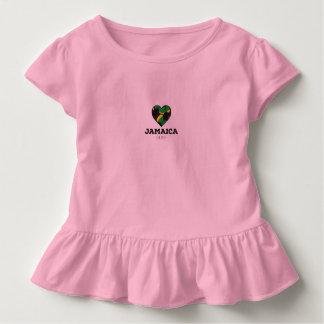 Jamaika-Fußball-Shirt 2016 Kleinkind T-shirt