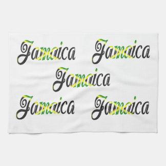 Jamaika Küchentuch