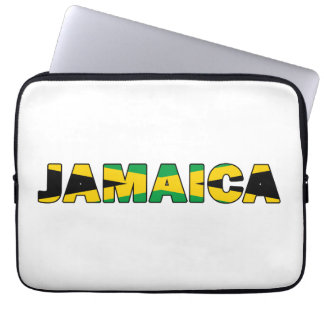 Jamaika-Laptophülse Laptop Sleeve