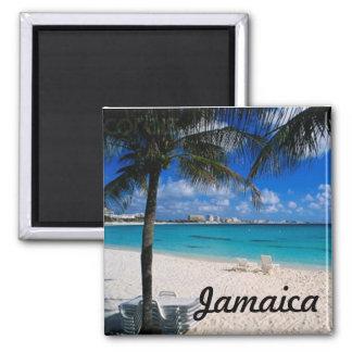 Jamaika-Magnet Quadratischer Magnet