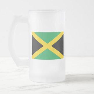 Jamaika Mattglas Bierglas