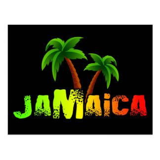 Jamaika Postkarte