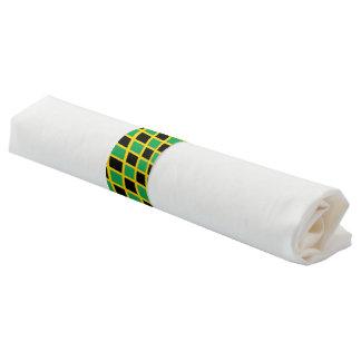 Jamaika Serviettenband