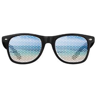 Jamaika-Strand Retro Sonnenbrillen