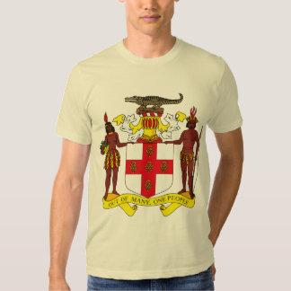 Jamaika-Wappen T - Shirt