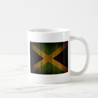 Jamaikanische Flagge Kaffeetasse