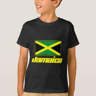 Jamaikanische Flagge T-Shirt