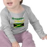 Jamaikanische Reggae-Schwingungen T-shirt