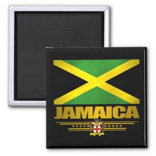 Jamaikanische Stolz-Magneten Magnets
