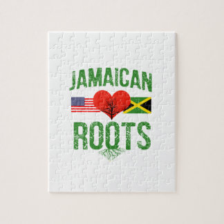 Jamaikanischer Amerikaner Puzzle