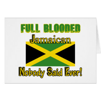 Jamaikanischer Bürgerentwurf Karte