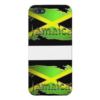 Jamaikanischer Flagge iPhone Fall iPhone 5 Schutzhülle