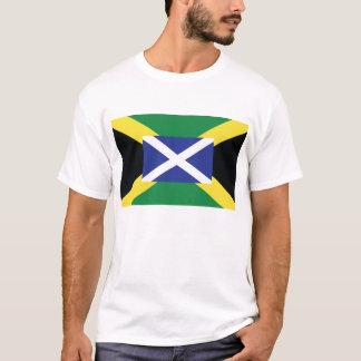 Jamaikanischer Scottish T-Shirt