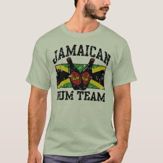 Jamaikanisches Rum-Team T-Shirt