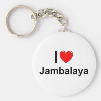 Jambalaya Schlüsselanhänger