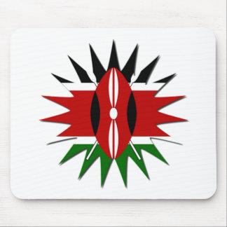 Jambo Kenia Hakuna Matata Mousepad