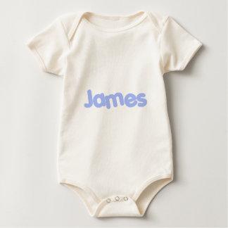 James Baby Strampler