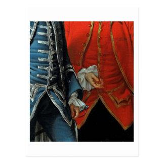 James Grant von Grant, John Mytton, die achtbare T Postkarte