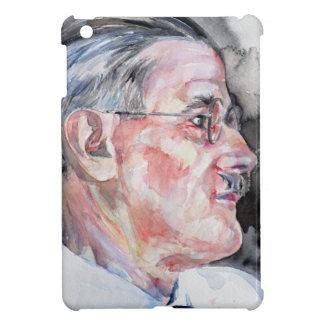 James Joyce - Aquarellporträt iPad Mini Hülle
