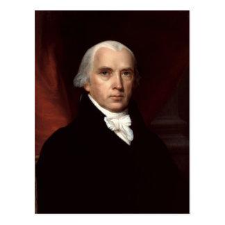 James Madison Postkarte