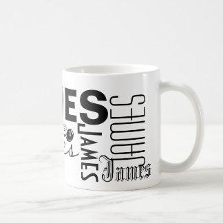 JAMES - personifizieren Sie die Tasse